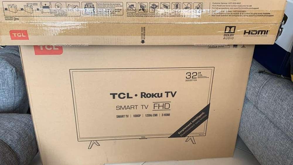Tcl Tv 3 Puertos Hdmi 1080P