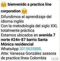 estudia ingles en practice lline colombia