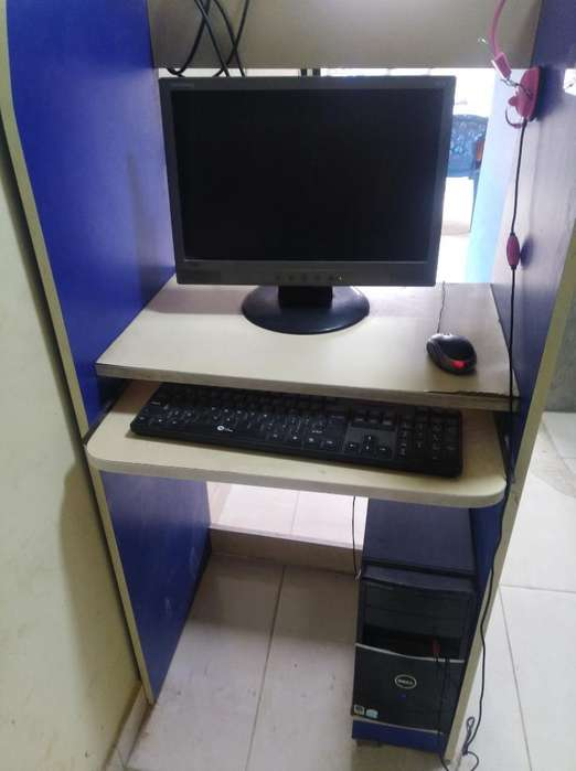 Venta Computador con Mesa