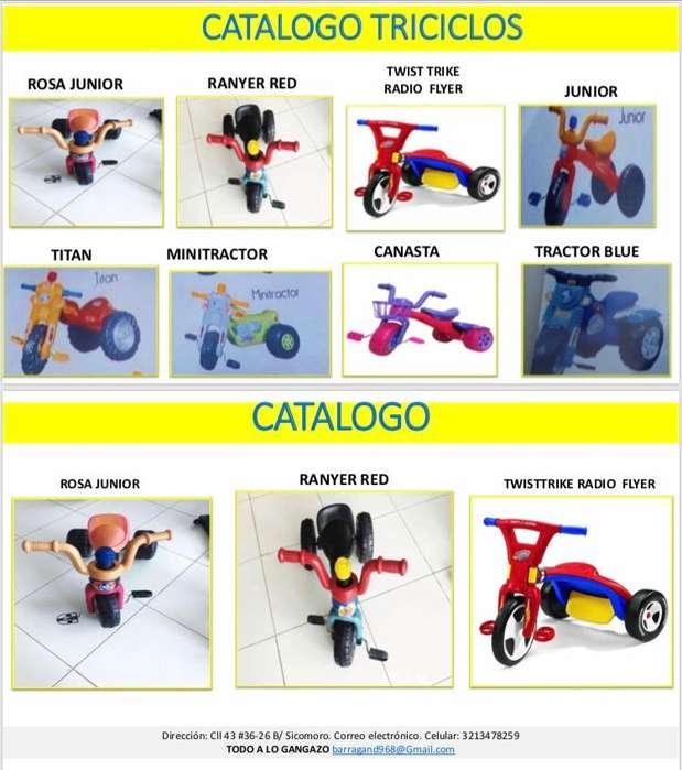 Volquetes Y Triciclos