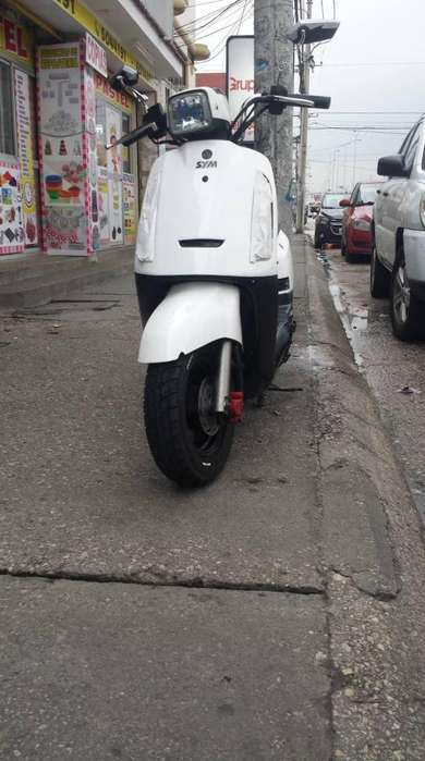 moto sym scoter pasola 110 cc mejorada