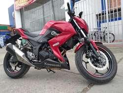 Kawasaki Z 250 2014 Nuevecita Av 1 de Ma