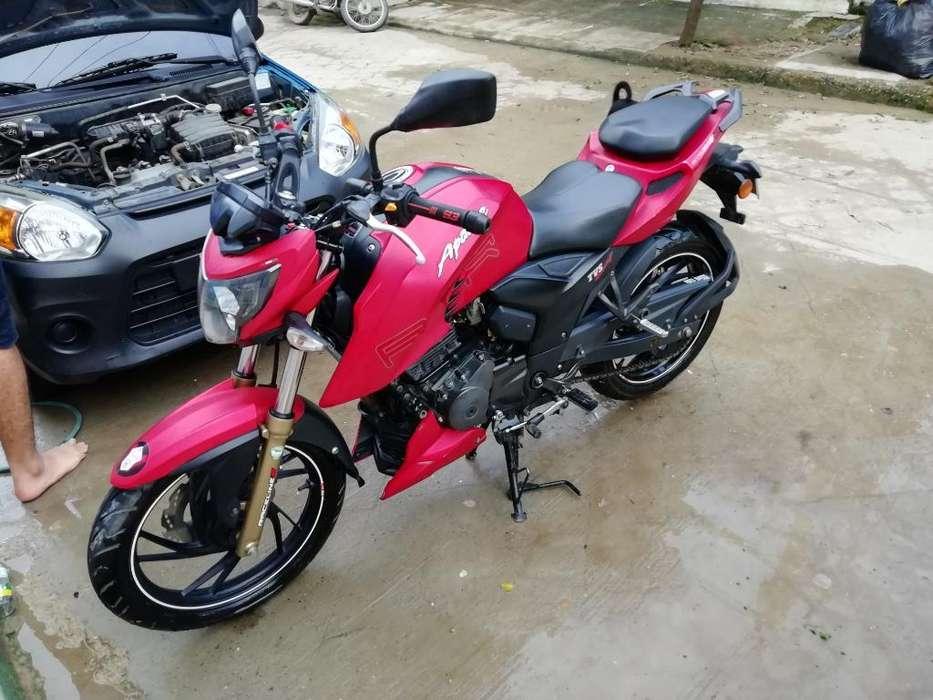 Moto Apache 200
