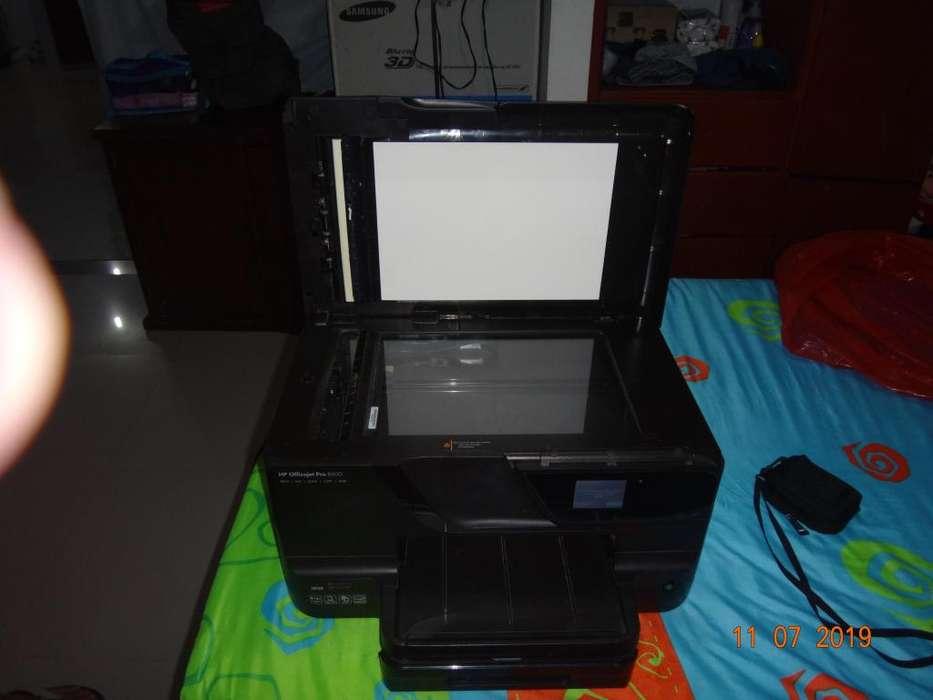 impresora, scaner HP officejet pro 8600