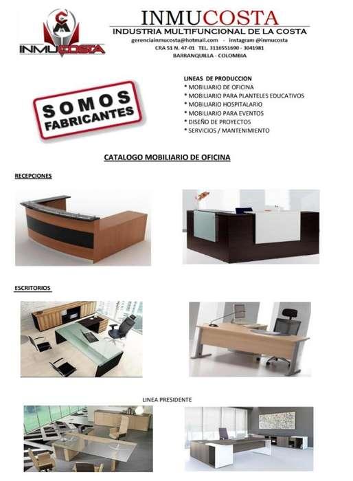 <strong>mobiliario</strong> de Oficina