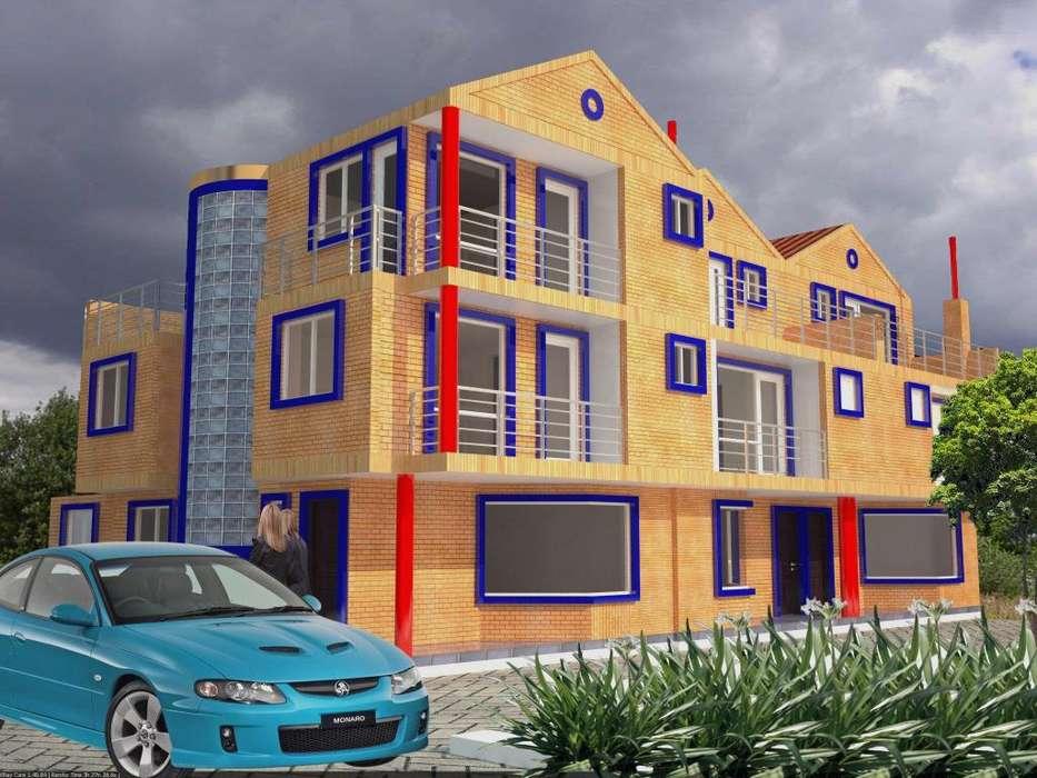 Diseño Arquitectonico, modelado y renders