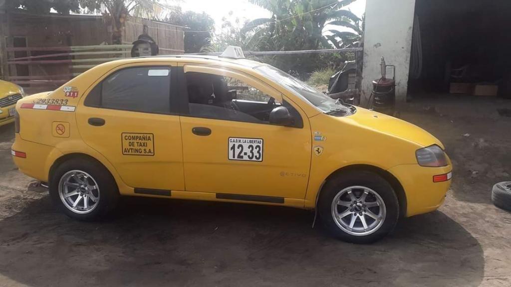Busco Taxi para Trabajar