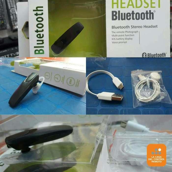 Mini Auricular Bluetooth Headset