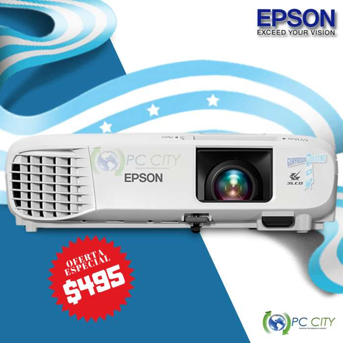 OFERTON PROYECTOR EPSON S39 MEJOR PRECIO