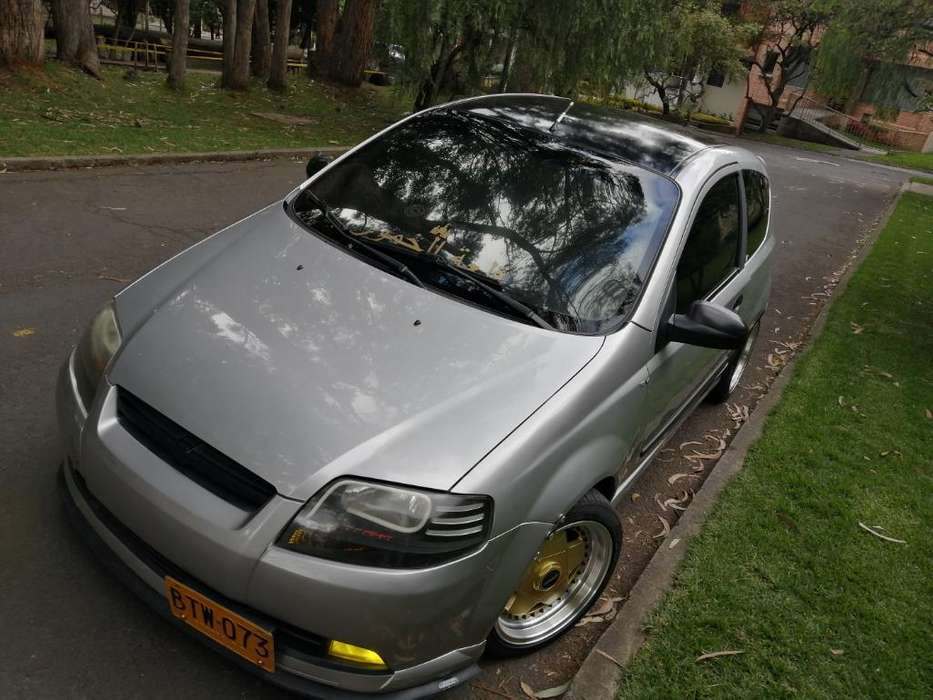 Chevrolet Aveo 2006 - 174000 km