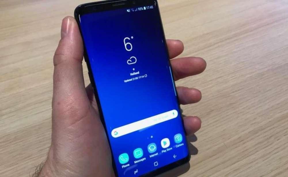 Galaxy S9 Liberado