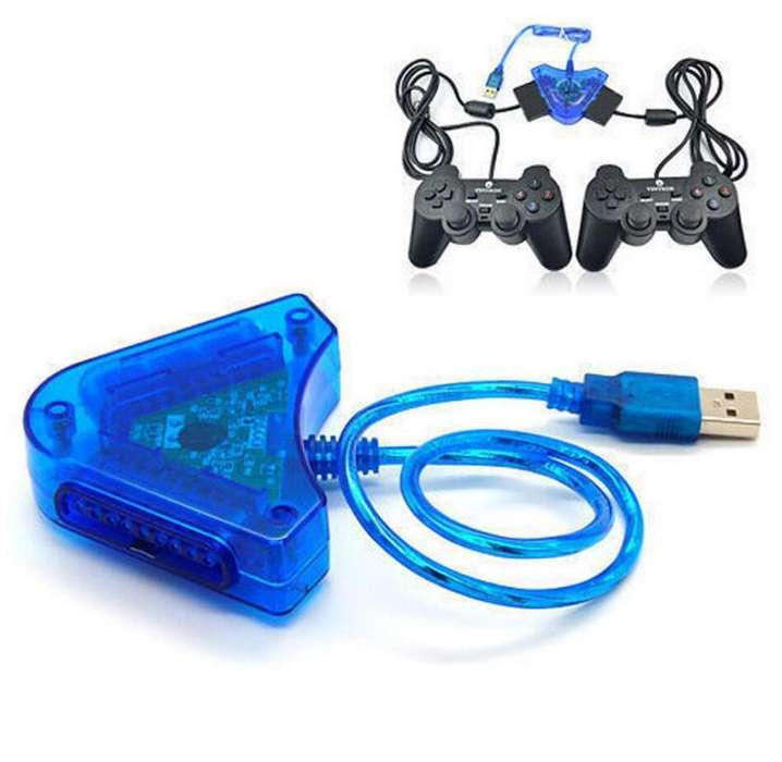 Adaptador Us de Control de Playstation 2