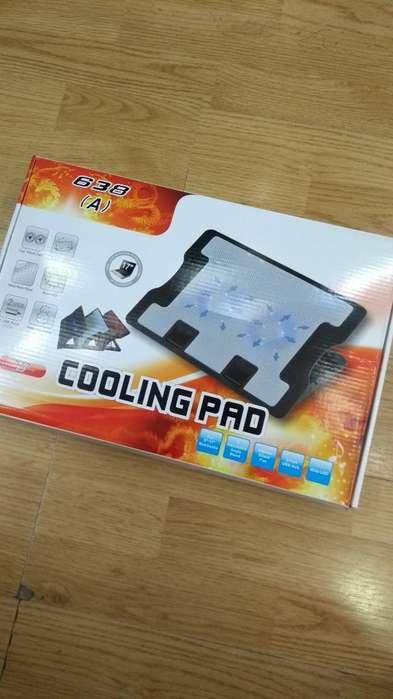 Base Refrigerante 2 Ventiladores