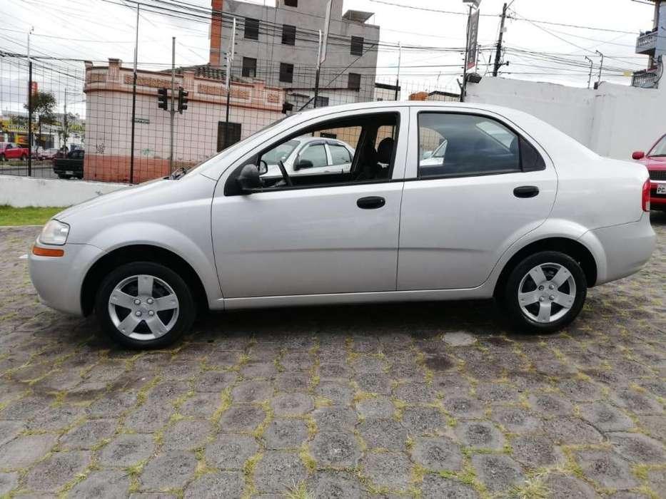 Chevrolet Aveo Family 2012 - 112000 km