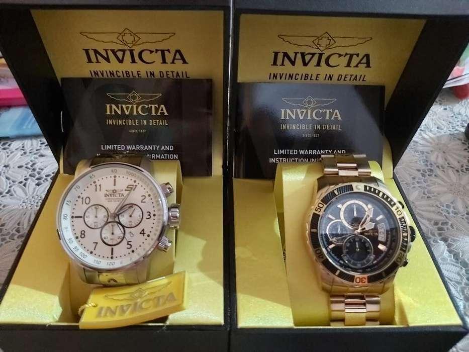 Reloj Invicta Originales
