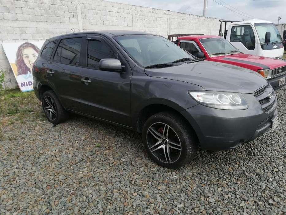 Hyundai Santa Fe 2009 - 190000 km