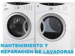 Mantenimiento y Reparación de Lavadoras.