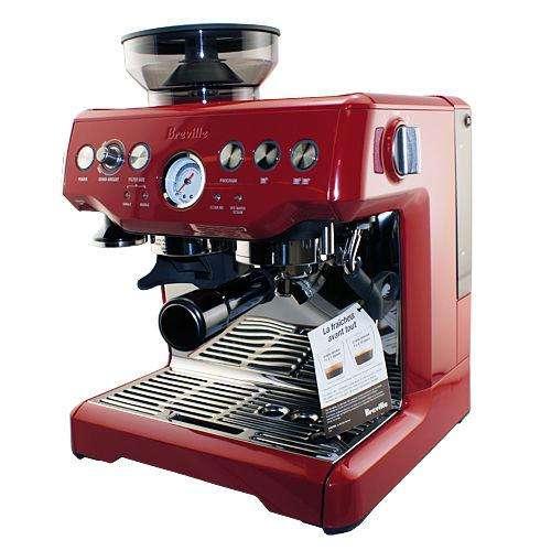 MAQUINA DE CAFE BREVILLE 870 CON MOLINO ENTEGA 10 DIAS HABILES