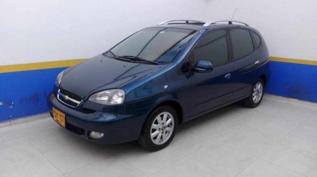 Chevrolet Vivan 2008