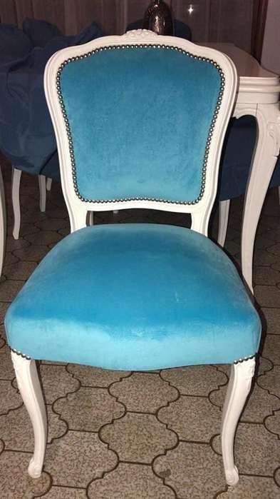 Hermosas <strong>silla</strong>s Estilo Luis XV original