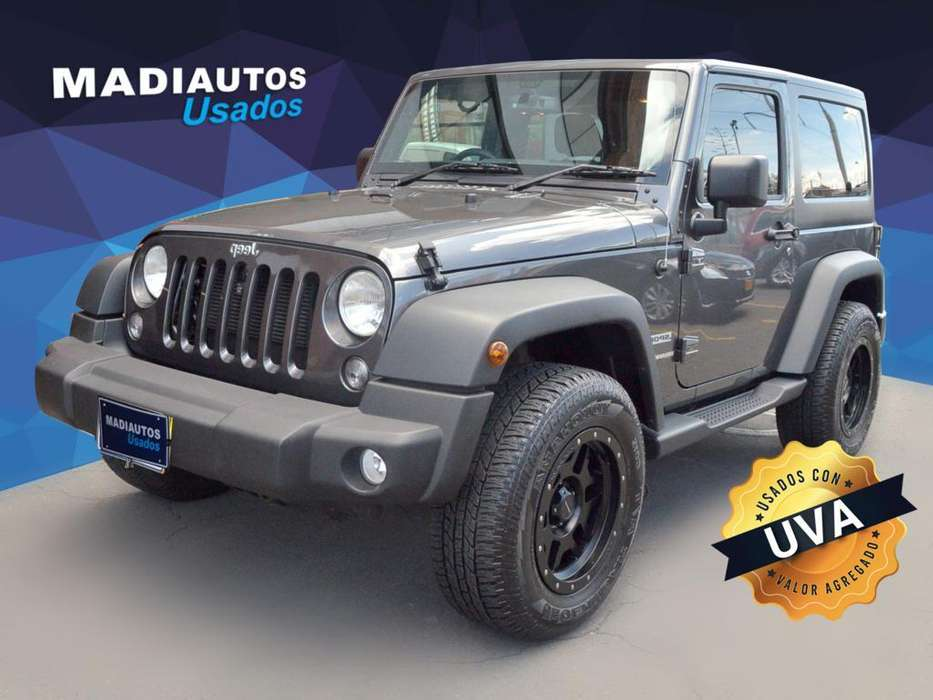 <strong>jeep</strong> Wrangler 2018 - 4300 km