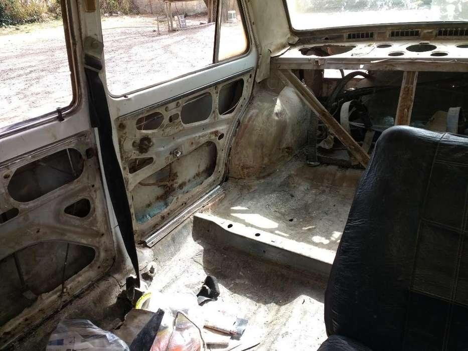 Casco Fiat 128 con Papeles Y Gnc