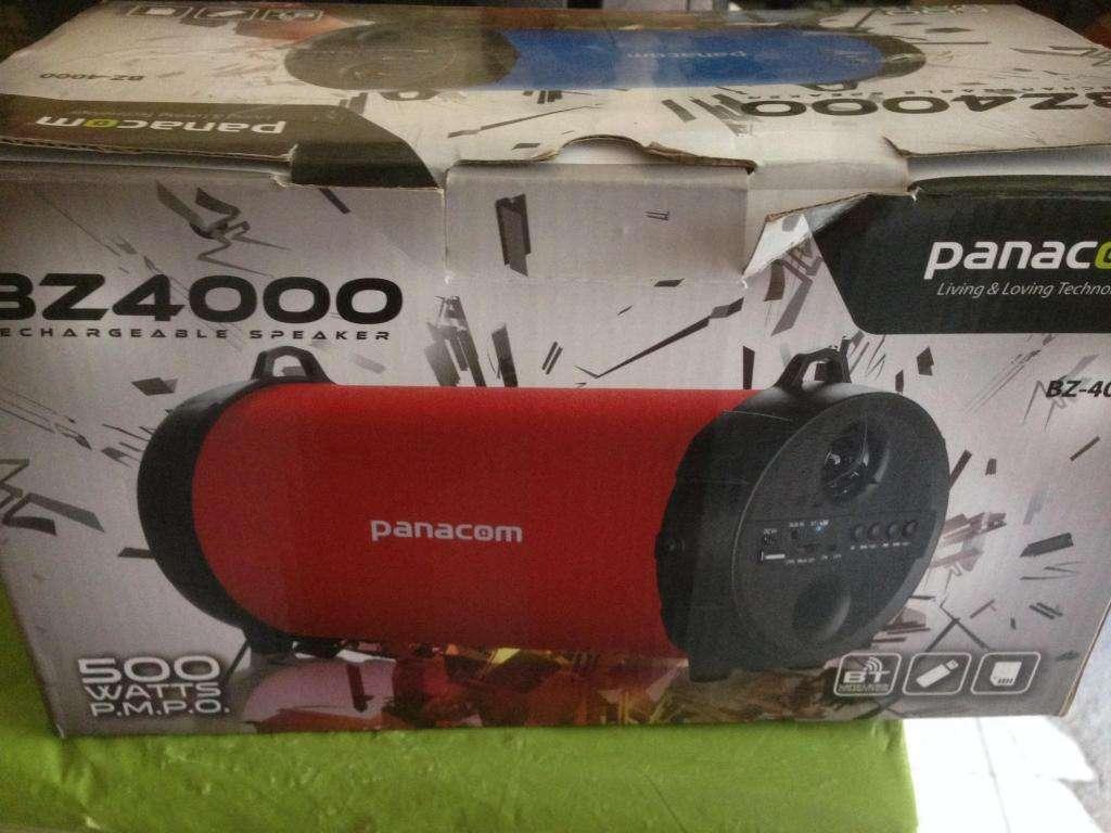 NUEVO PARLANTE PORTATIL BLUETOOTH USB PENDRIVE| PANACOM