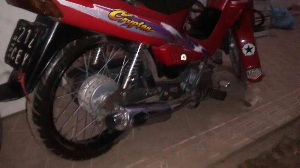 Yamaha Crypton 01 -