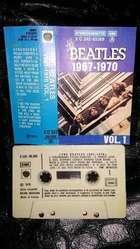 Cassette Beatles 1967 1970 Volumen 1 Origen Frances