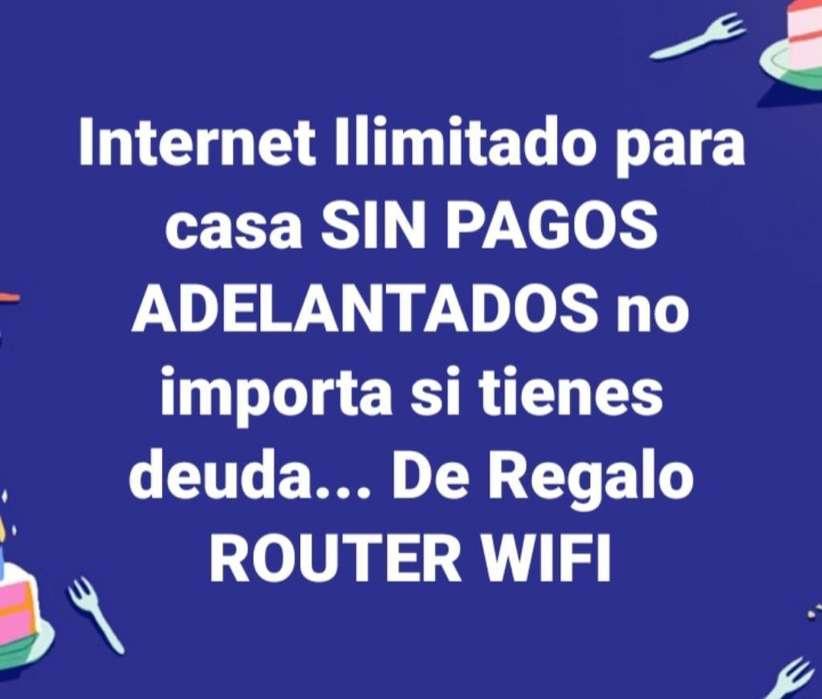 Internet para Casa