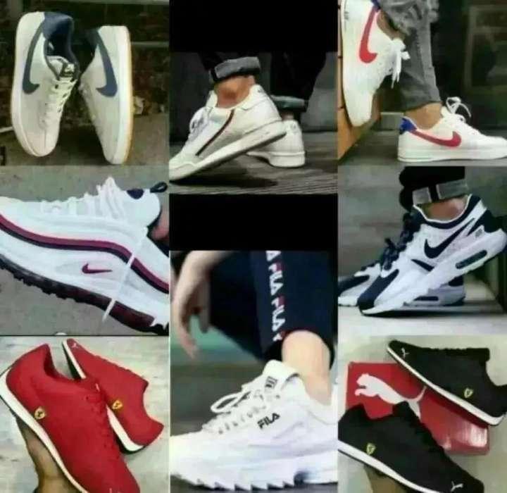 Zapatos Nike Adidas Puma Vans