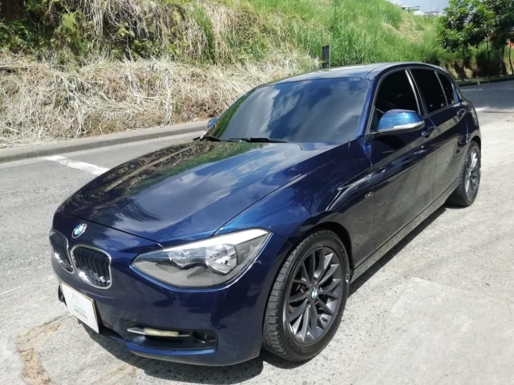 Bmw 116i Paquete M 2012 Mecánica 1.6 T RWD (072)