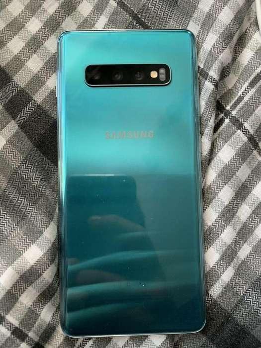 Samsung s10 Plus nuevo Libre de fábrica, Prism Green- Rosario- Oferta