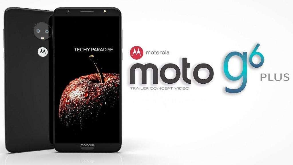 dece898639e Motorola Moto G6 Plus Nuevos 64 gb 4 ram 4G Funda Libres Garantia ...