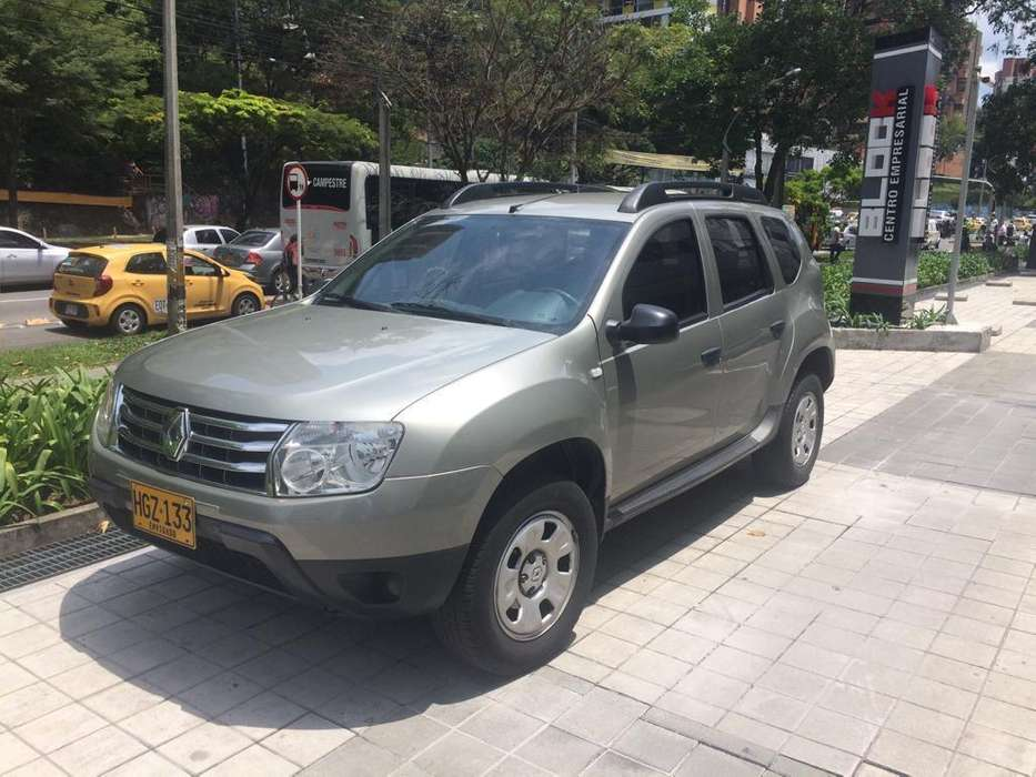 Renault Duster 2014 - 88000 km