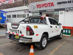 Toyota Hilux 2016 Srv Ful Equipo