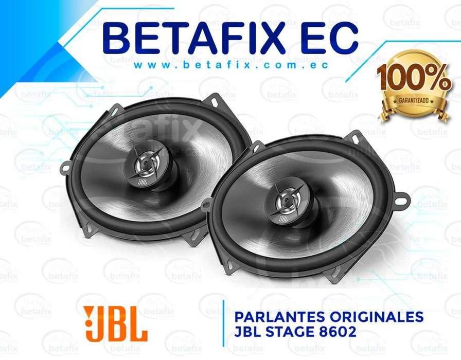 PARLANTES ORIGINALES JBL STAGE 8602 180W 6X8