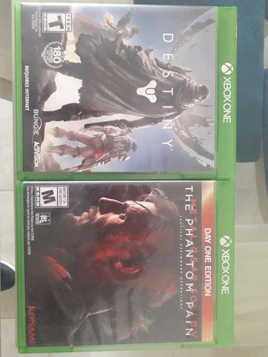 Cd Originales para Consola Xbox One