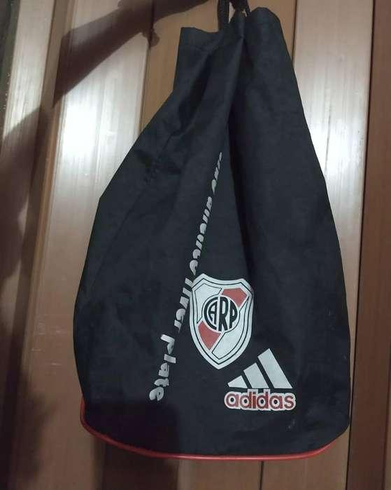 Bolso de River Plate