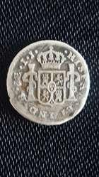 2 Reales Carolus Iiii 1806 Ceca Lima