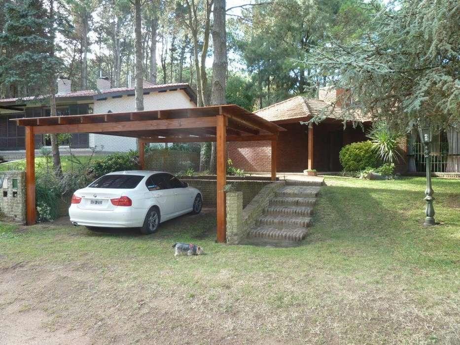Alquiler temporario Casa 3 ambientes Pinamar