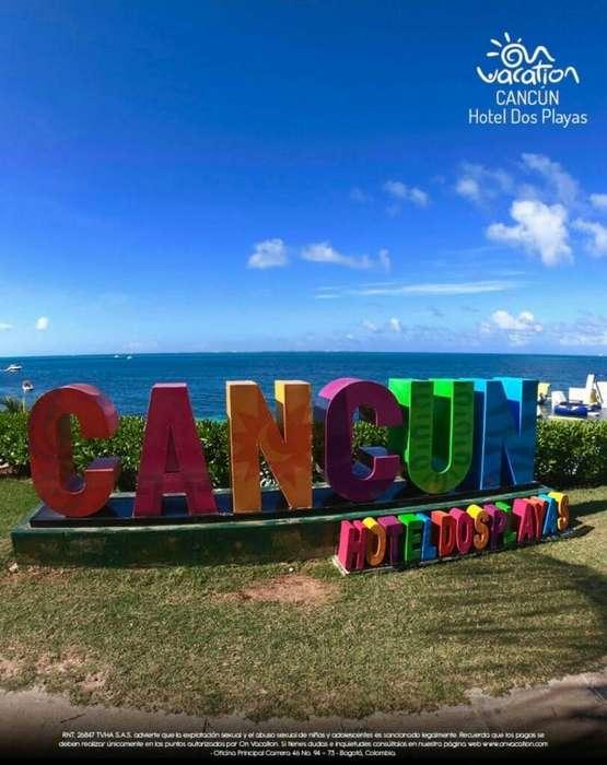 Viaja con Todo Incluido a Cancun