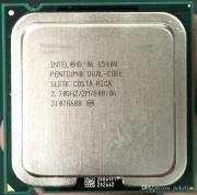 Procesador Dual Core E5400 2.7 ghz, 2mb caché, socket 775 para pc, con garantía