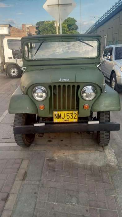 <strong>jeep</strong> Willys 1955 - 4947 km