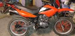 Vendo Moto Galardi 200 Año 2013
