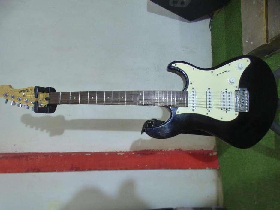 Yamaha Eg112c, Guitarra Electrica