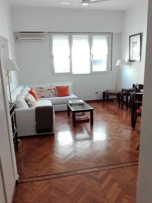 Alquiler Temporario 2 Ambientes, Vicente López y Azcuenaga, Recoleta