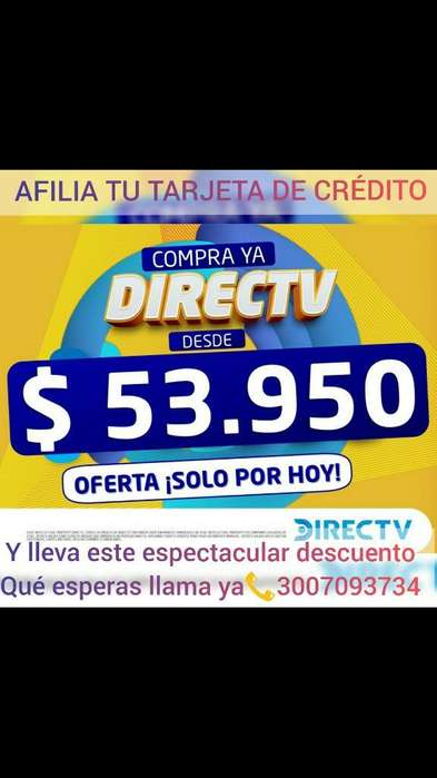 Directv Verlo Es Vivirlo