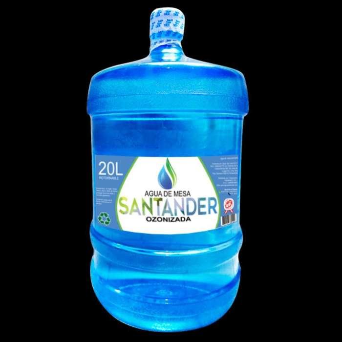 Venta de Bidones Santander 20litros