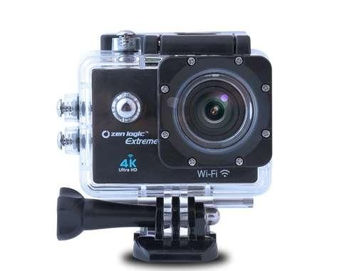 HD Sports Camera Kit tipo gopro